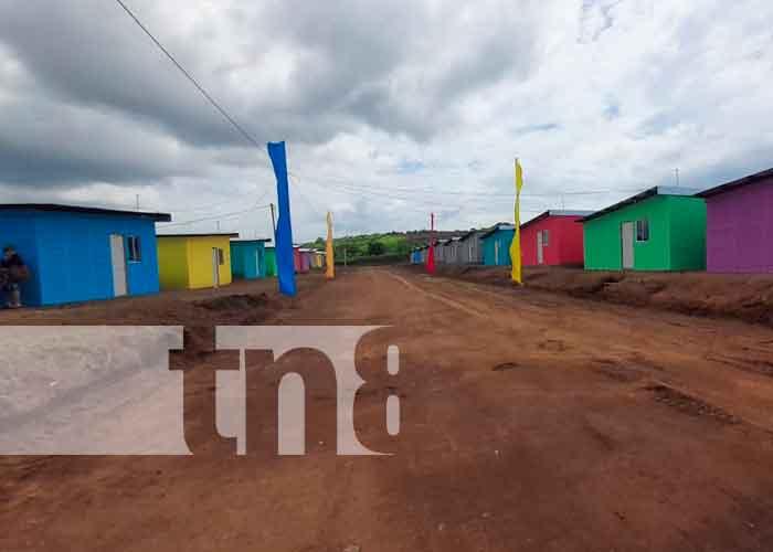 150 viviendas dignas fueron entregadas el dia de hoy a igual número de protagonistas en Villa Jerusalen