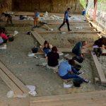 Descubren costillas de mamut de hace un millón de años en Cataluña