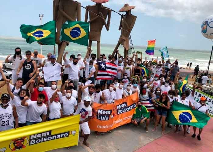 Protestas contra Jair Bolsonaro