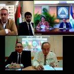 INATEC y CNU firman acuerdo de cooperación con Palestina
