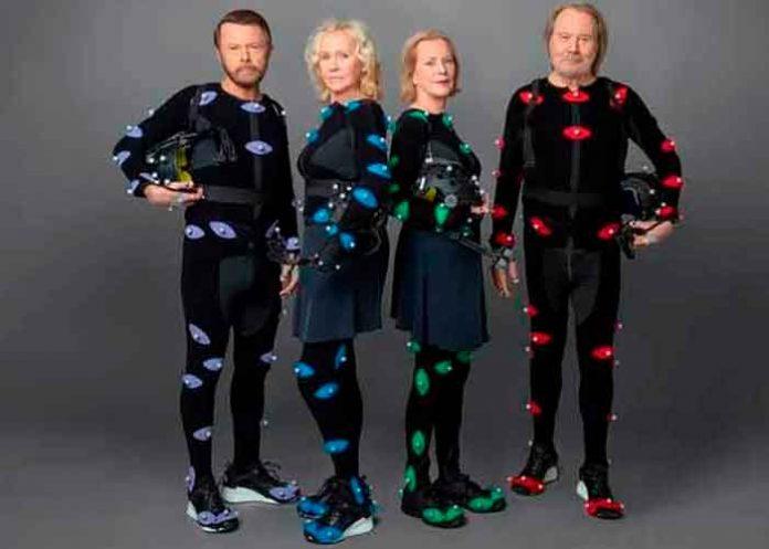 La legendaria banda sueca