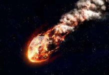 ¡Impresionante! Cae meteorito en llamas en Barranquilla, Colombia (VIDEO)