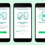 Ya puedes transferir tus chats de iOS a Android en WhatsApp