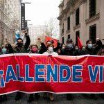 Chile: Rinden homenaje a Salvador Allende a 48 años del golpe milita