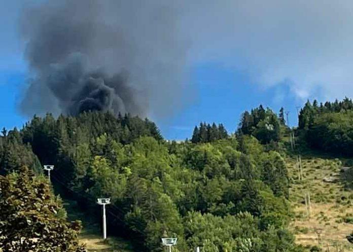 Un muerto al estrellarse un helicóptero francés de rescate en los Alpes