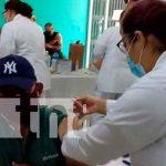 Desde el 20 de septiembre vacunación de 30 en adelante en Nicaragua