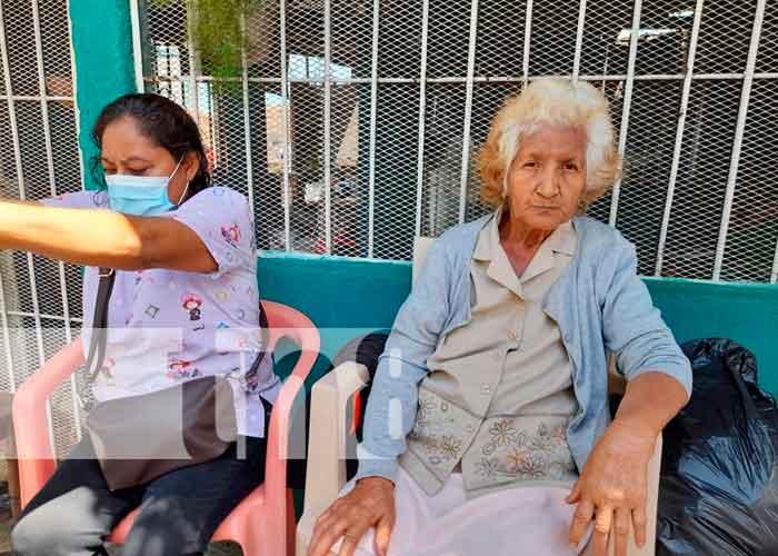 Los afectados recibieron atención medica, alimento de parte de sus vecinos, colchones y una cocin