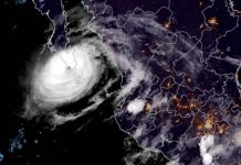 Olaf se disipa tras impactar como huracán en el noroeste de México