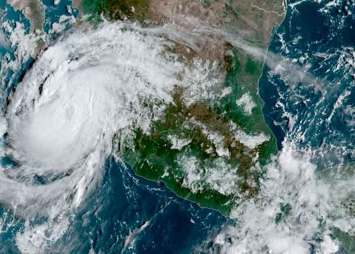 Autoridades mexicanas señalan que 'Olaf' únicamente causó daños materiales en su paso por el país