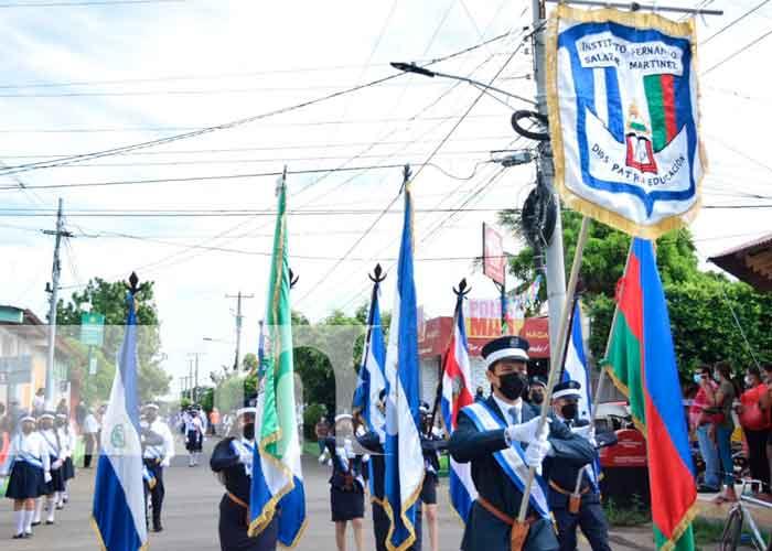 Saludan en Managua el 165 aniversario de la heroica Batalla de San Jacinto