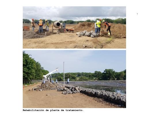 Así avanza la ampliación y mejoramiento de saneamiento en San Juan del Sur