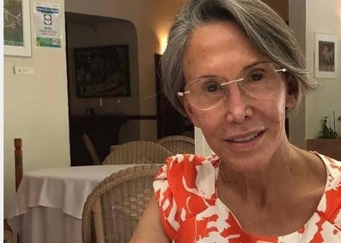 Florinda Meza sufre accidente y lo revela en Twitter