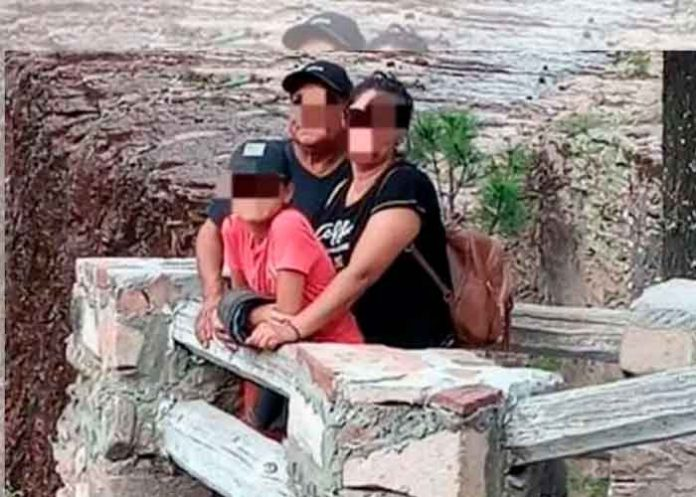 Horrendo crimen: Descuartizaron e incineraron a una familia mexicana