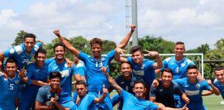 nicaragua, futbol, juan, vita, azul y blanco,