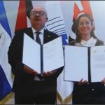 TELCOR firma acuerdo de cooperación con Palestina