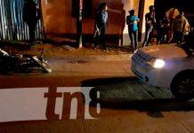 Accidente de tránsito en Jalapa