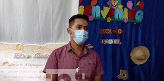 Reconocimiento al Mejor Docente de Nicaragua, quien trabaja en Jinotega