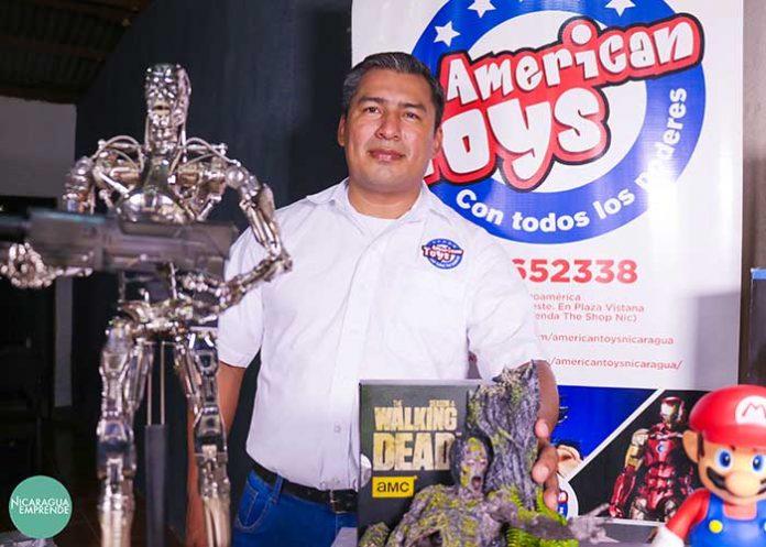 El arte del coleccionismo que potencializa American Toys Nicaragua