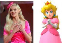 Anya Taylor-Joy será la princesa Peach en la película de Mario