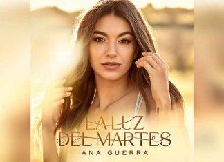 """Ana Guerra publica su segundo disco, """"La luz del martes"""""""