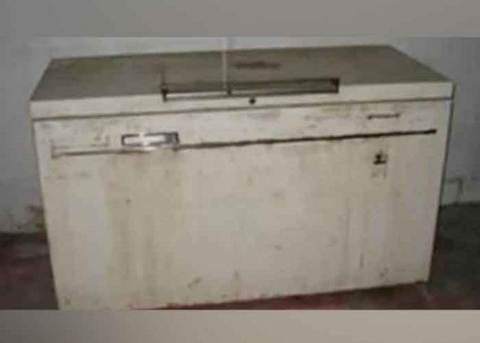 Hallan el cuerpo de una anciana dentro de un congelador en California