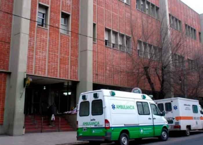 Hospital donde llevaron al niño que murió por golpes