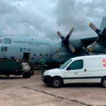 Llegó a Cuba un cargamento de ayuda humanitaria procedente de Argentina