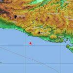Se registra un sismo de magnitud 5.3 en El Salvador