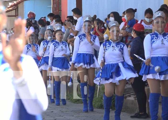 49 centros educativos celebran la de San Jacinto en Ocotal