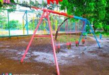 Rehabilitación del parque comunitario del barrio Hilario Sánchez ,