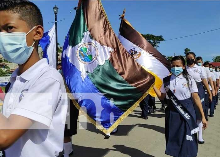 Conmemoran batalla de San Jacinto en el Caribe