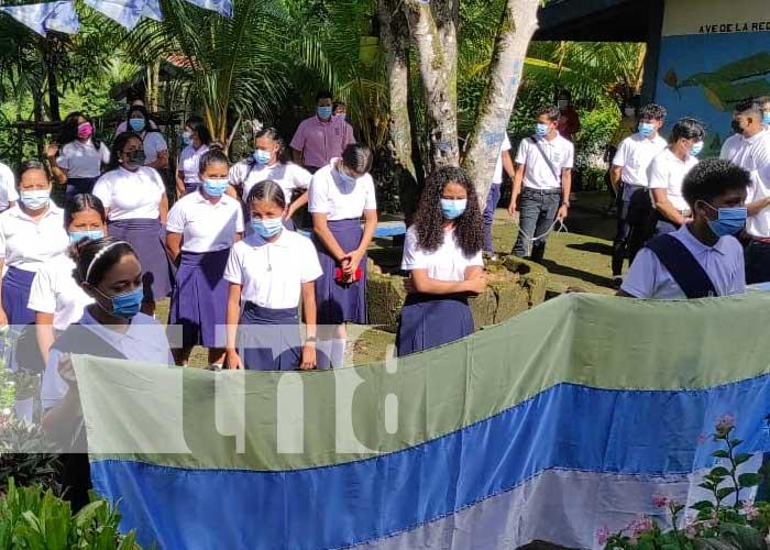 Conmemoran batalla de San Jacinto en el Triángulo Minero