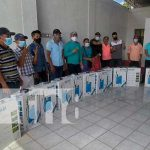 Entrega de bono tecnológico a productores de Boaco