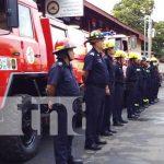 Nuevas unidades de bomberos para Telpaneca, Madriz