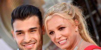 Britney Spears y Asghari