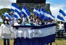 Instituciones rinden homenaje en la hacienda San Jacinto