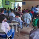 Palestina acompaña a productores nicaragüenses