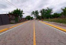 Gobierno entregará 27 calles nuevas y mejoradas en León, Juigalpa y Condega