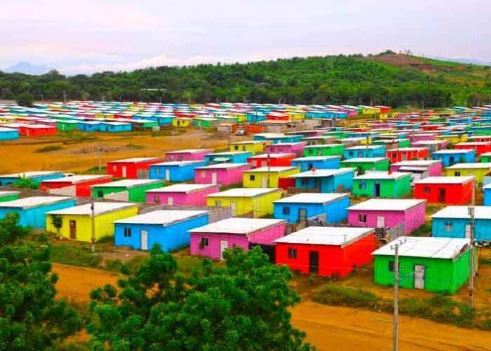 Gobierno entrega 150 viviendas en la Urbanización Villa Jerusalén