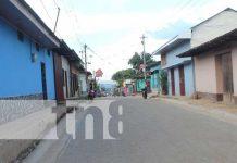 Inauguración de nuevas calles mejoradas en Jalapa