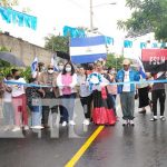 Nuevas calles para el barrio William Galeano, en Managua