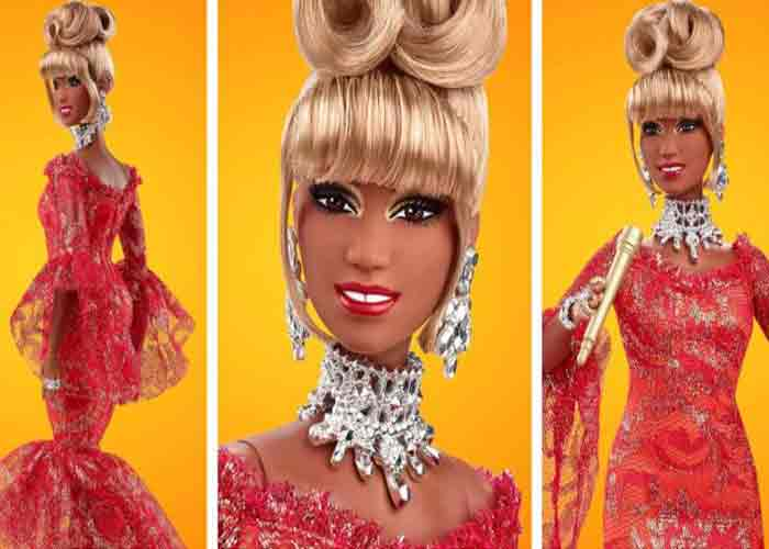 Barbie honra la memoria de Celia Cruz en el Mes de la Herencia Hispana
