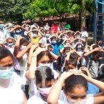 Tercer ejercicio multiamenaza en Chinandega