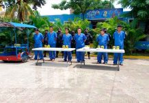 Tras las rejas 16 malhechores en el departamento de Chinandega.