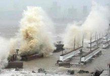 El ciclón Gulab dejó a su paso por la India dos muertos y miles de evacuados