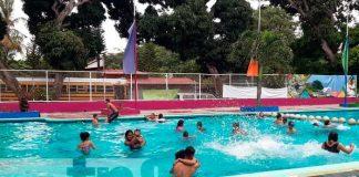 Recorrido por dos centros recreativos como son Xiloá y Xilonem