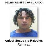Captura de sujeto por incautación de cocaína en Ciudad Sandino