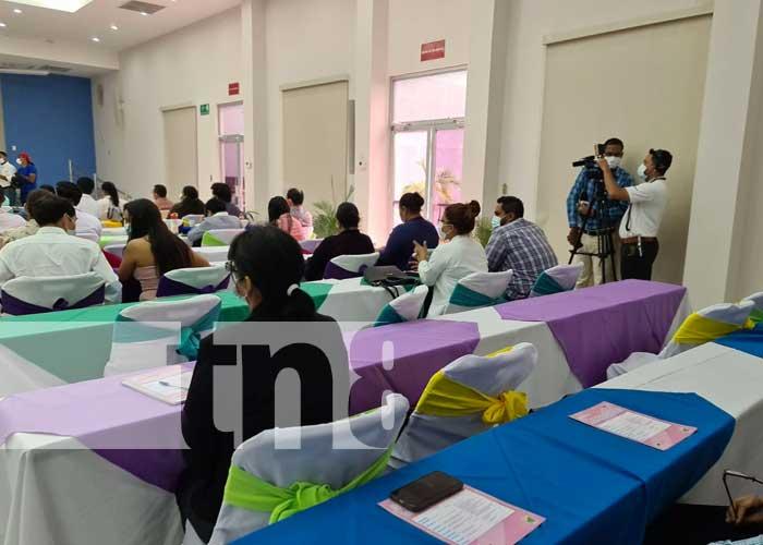 Congreso de salud en Nicaragua sobre endocrinología y nutrición