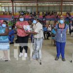 Entregan paquetes para prevenir en coronavirus en Somoto