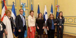 Conmemoran bicentenario de independencia de Centroamérica en España